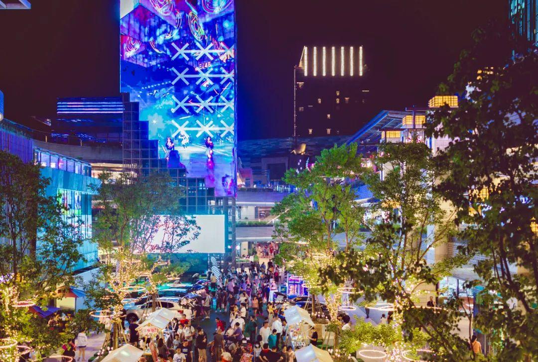 上海中庚·漫游城 | 聚惠盛典引发新一轮购物热,2周年庆典圆满收官